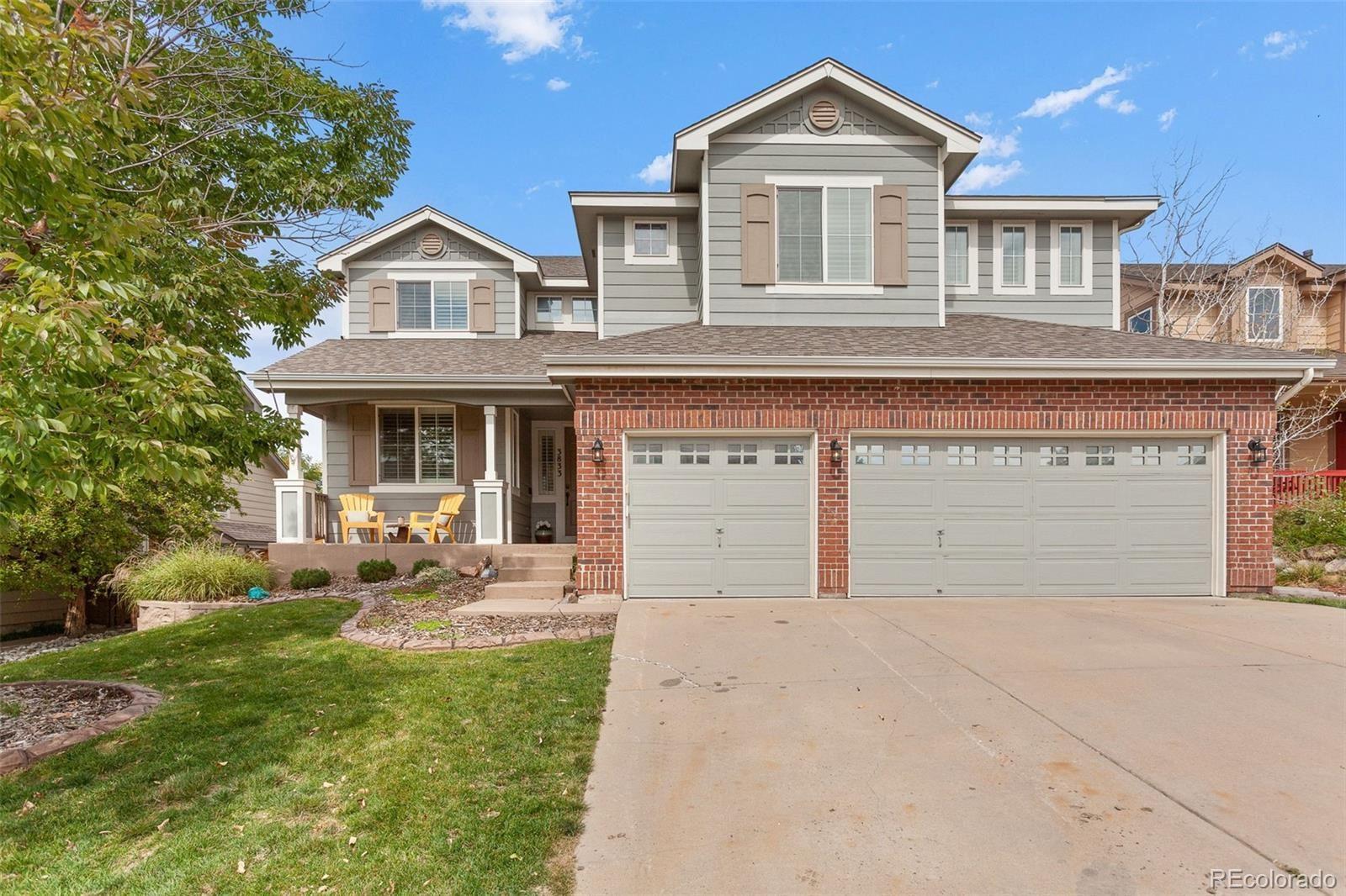 3833 Charterwood Drive, Highlands Ranch, CO 80126 - MLS#: 2545384