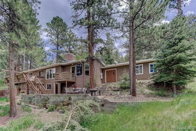 4931 South Amaro Drive, Evergreen, CO 80439 - #: 8087384