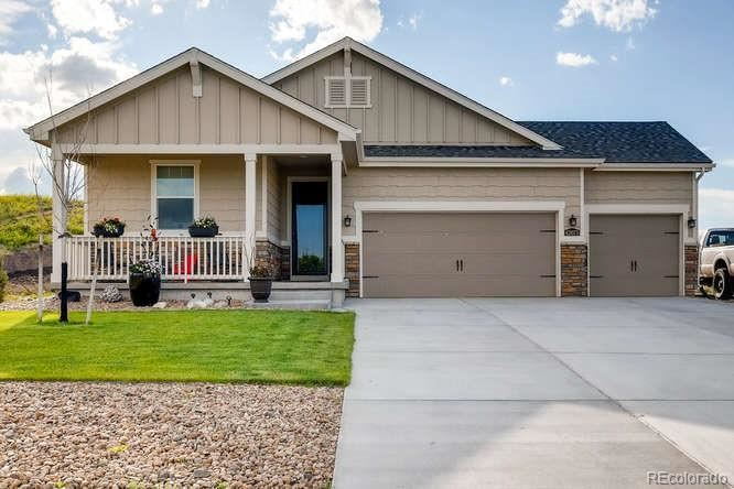42073 S Pinehurst Circle, Elizabeth, CO 80107 - #: 9077384
