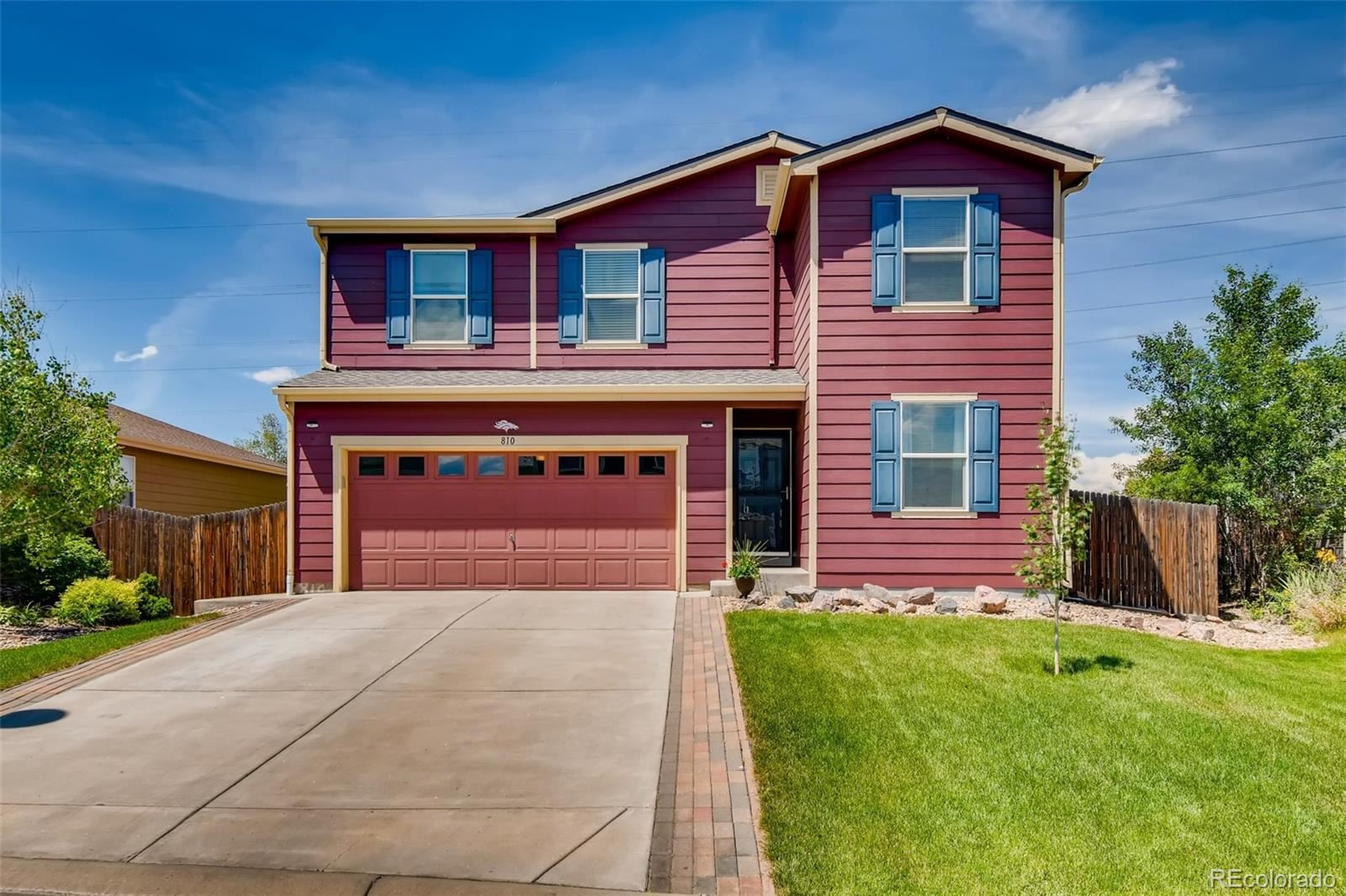 810  Lonewolf Circle, Lochbuie, CO 80603 - #: 6735385