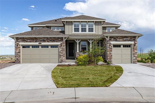 Photo of 343 Flagstick Point, Castle Pines, CO 80108 (MLS # 8161386)