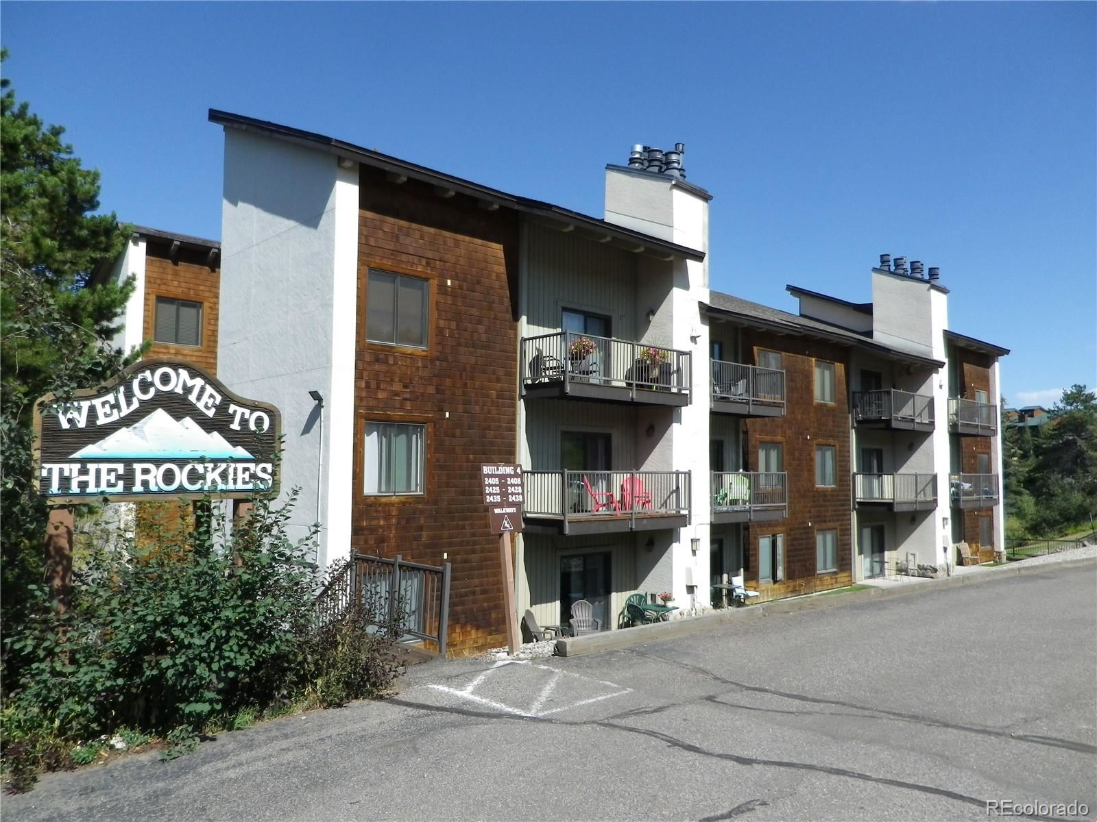 Photo of 1945 Cornice Drive #2432, Steamboat Springs, CO 80487 (MLS # 9231386)