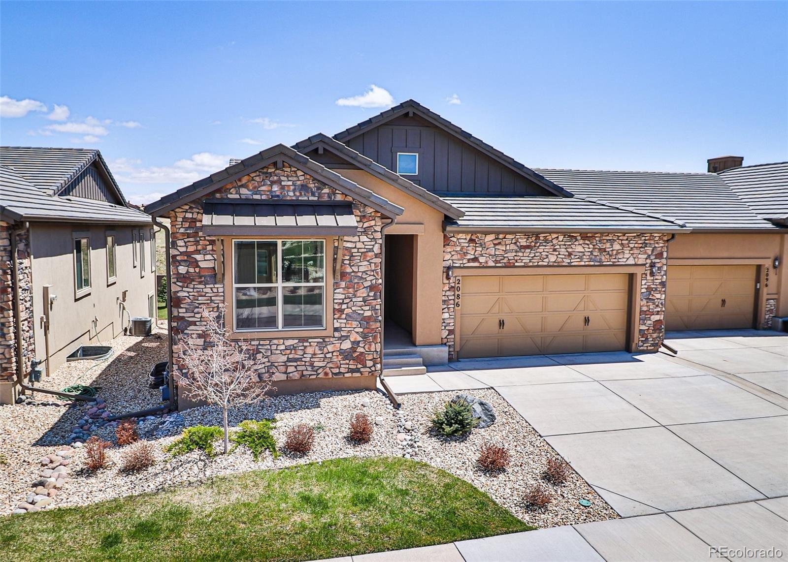 2086 Villa Creek Circle, Colorado Springs, CO 80921 - #: 4536387