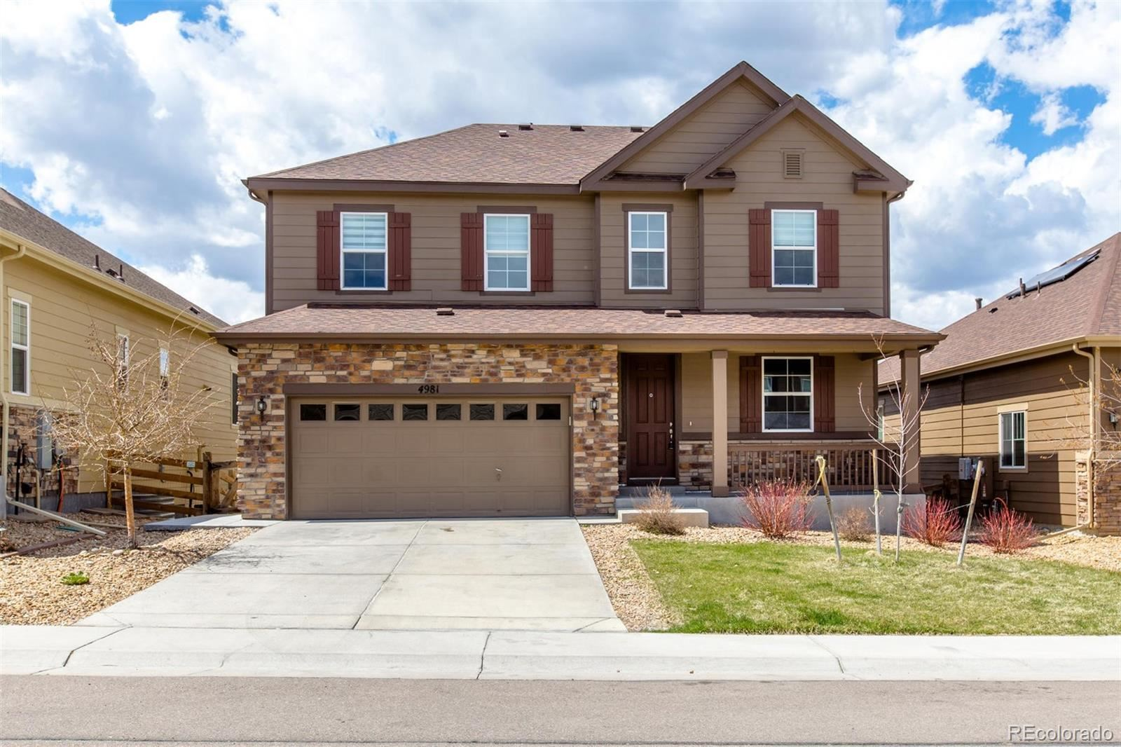 4981 S Versailles Circle, Aurora, CO 80015 - #: 9624388