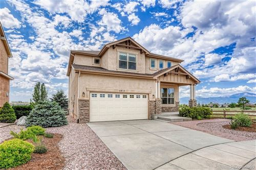 Photo of 5915 Abbey Pond Lane, Colorado Springs, CO 80924 (MLS # 3491389)