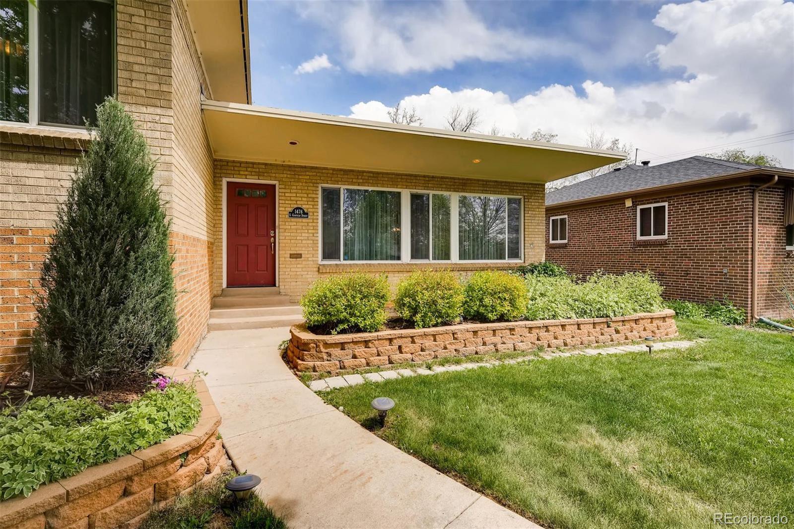 1476 S Garfield Street, Denver, CO 80210 - #: 2169389