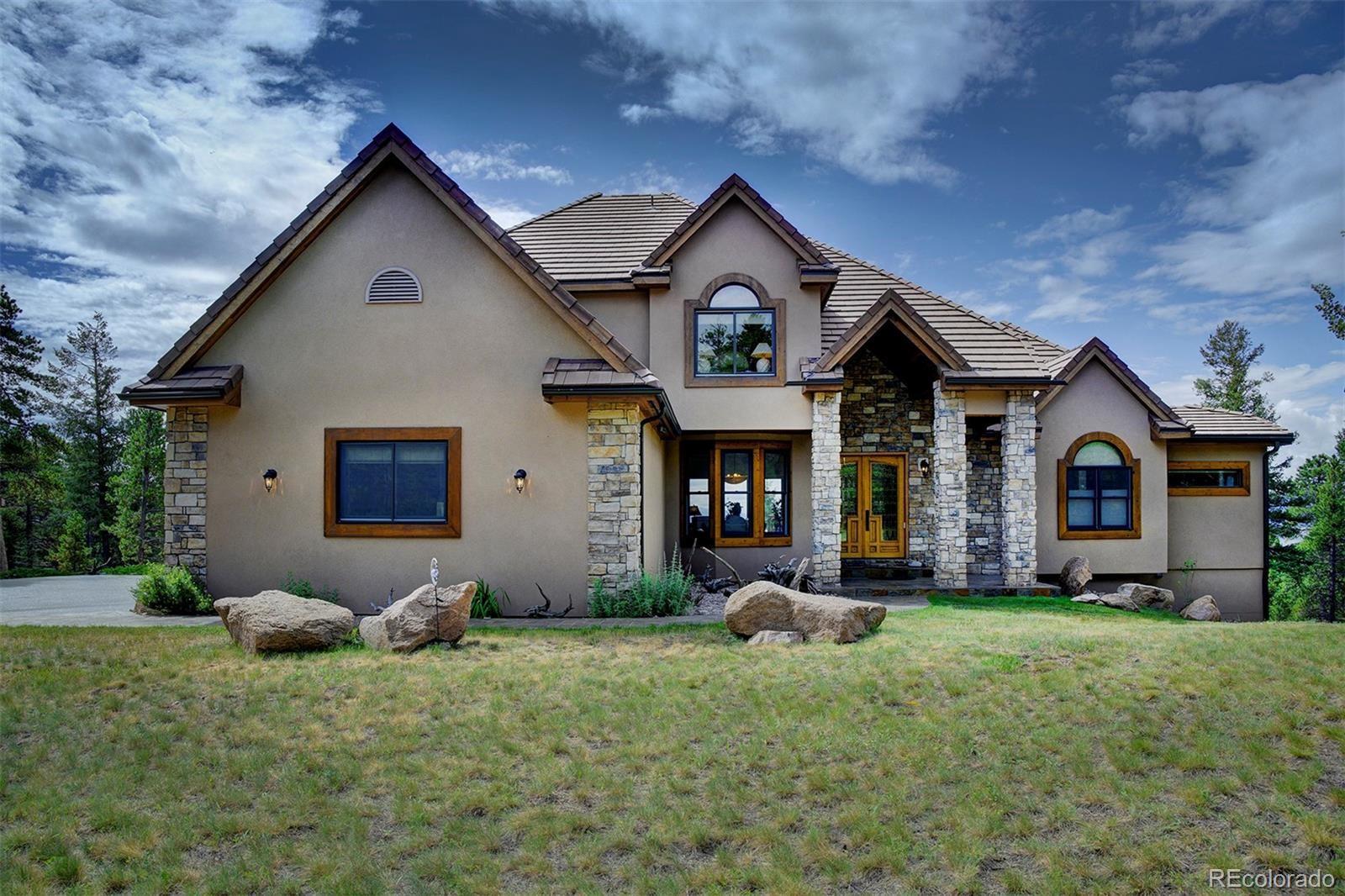 28237 Belle Vista Drive, Conifer, CO 80433 - #: 9731389