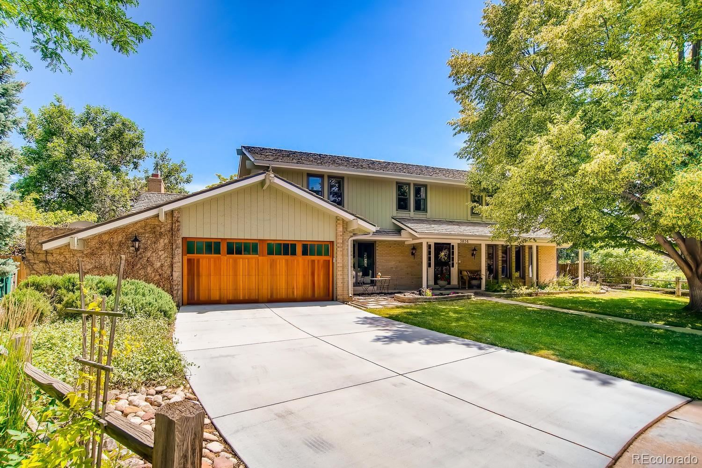 3824 S Poplar Street, Denver, CO 80237 - #: 1718391