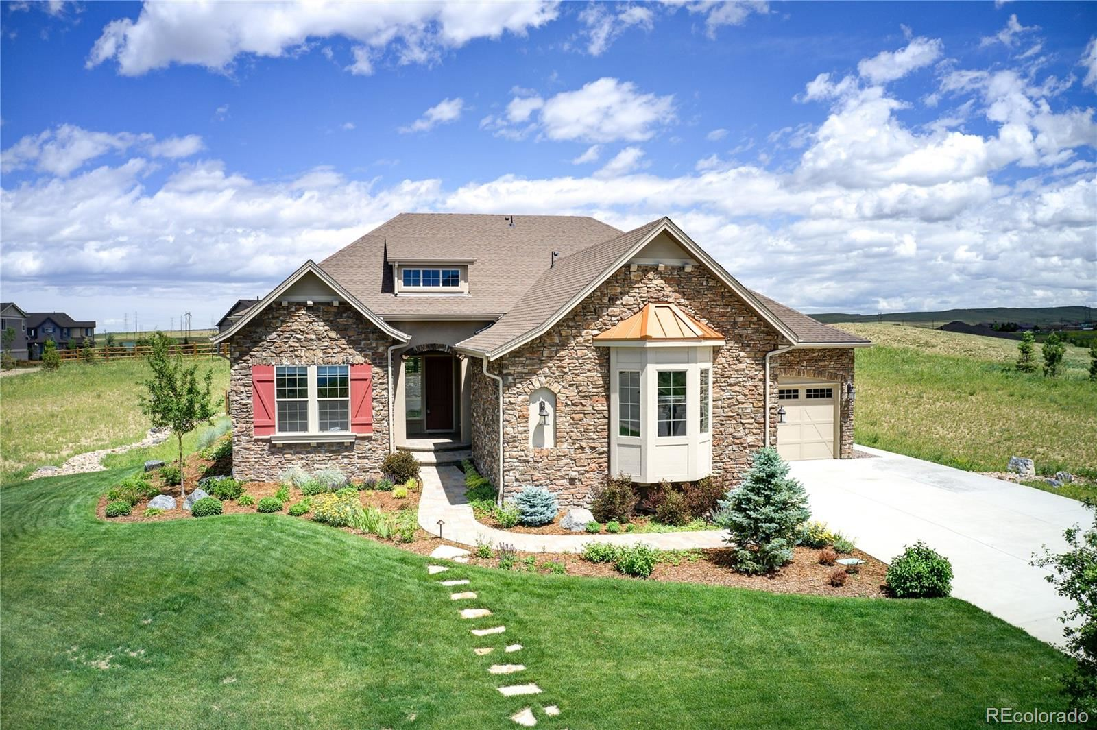 8750  Hunters Hill Lane, Littleton, CO 80125 - #: 2209391