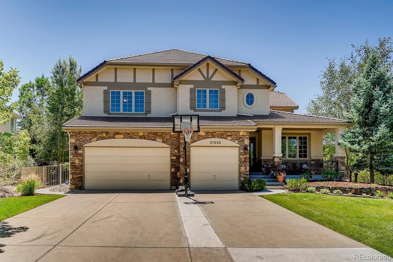 21522 E Portland Place, Aurora, CO 80016 - #: 3136391