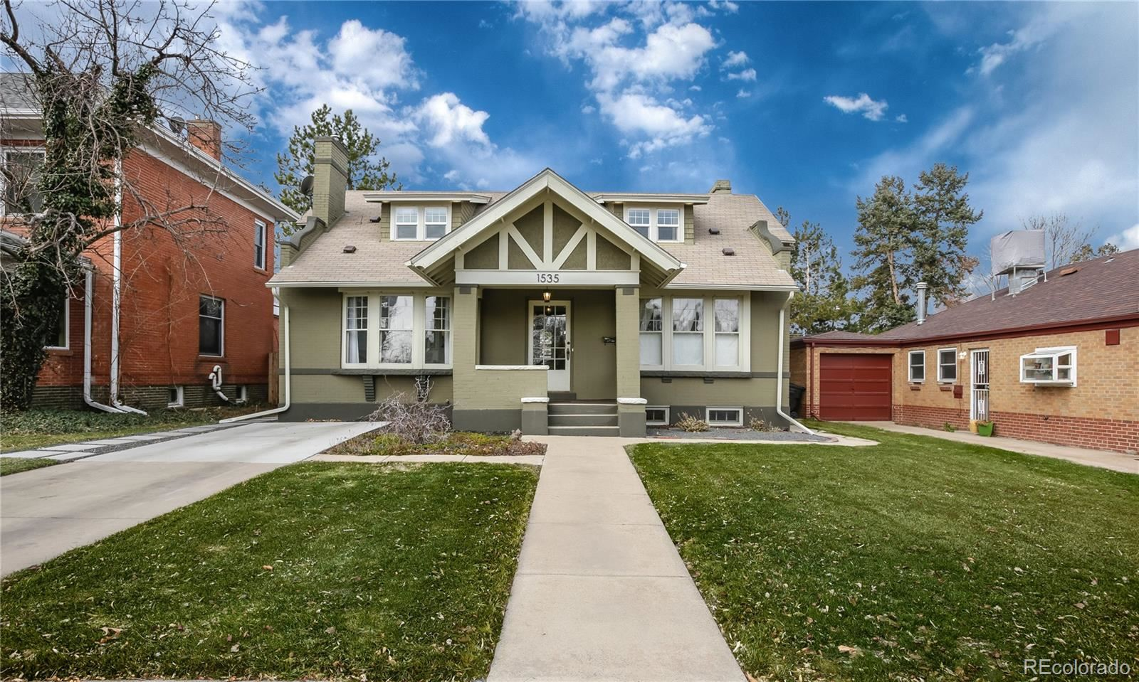 1535  Pontiac Street, Denver, CO 80220 - #: 9914391