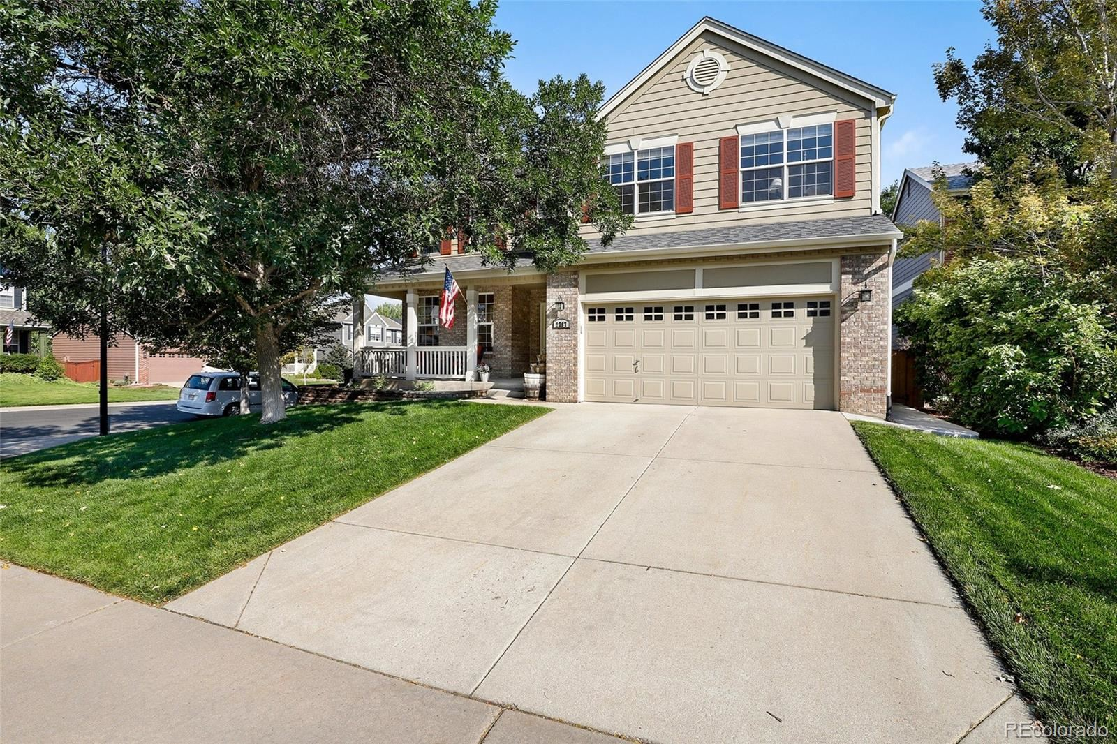 2787 Golden Eagle Court, Highlands Ranch, CO 80129 - #: 9970393