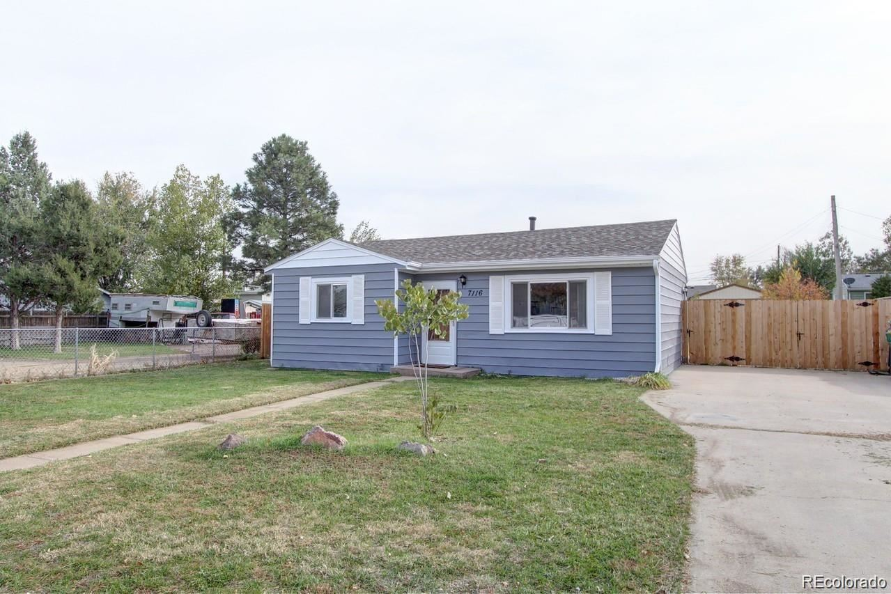 7116 E 66th Place, Commerce City, CO 80022 - MLS#: 8402394
