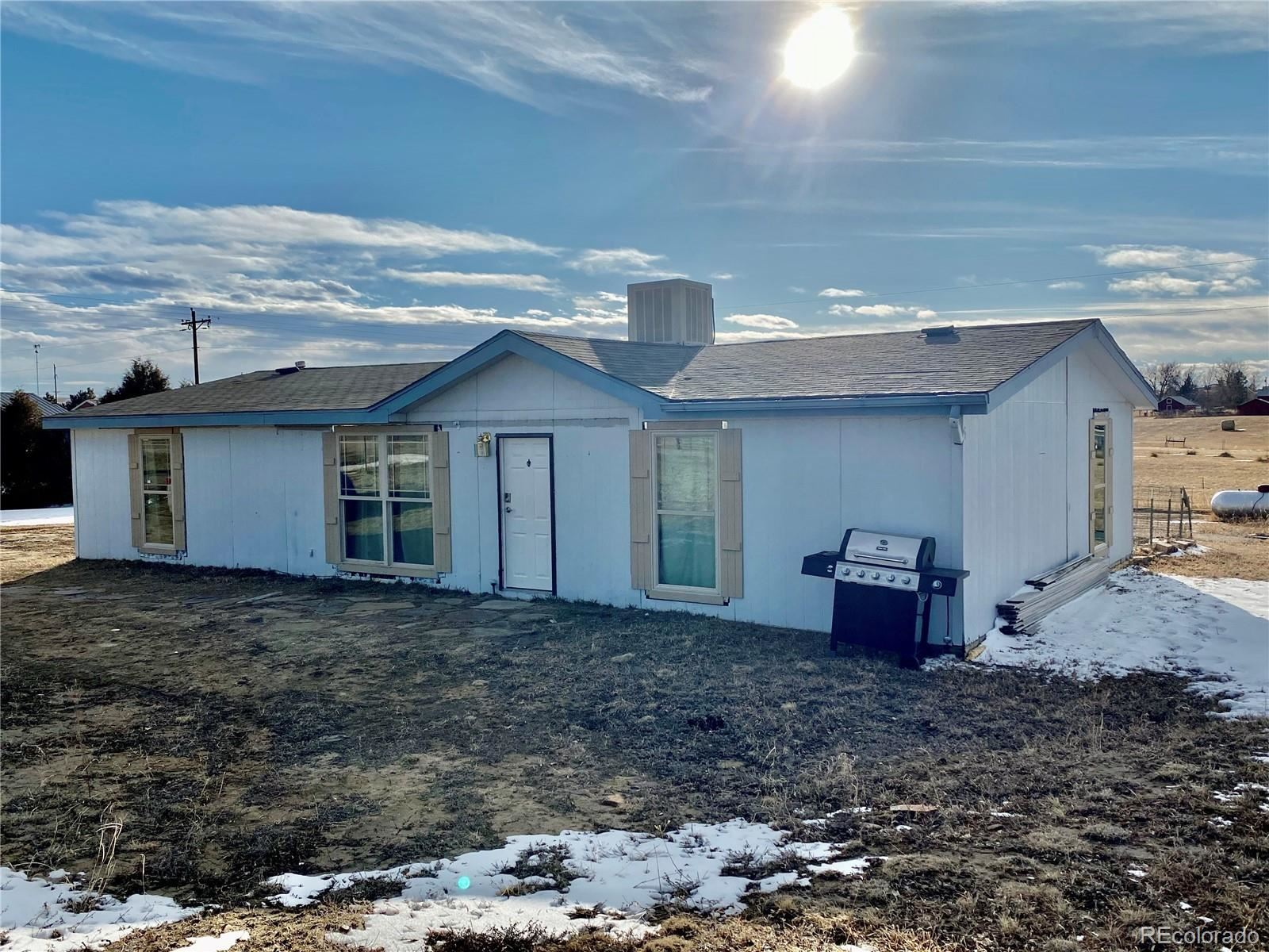 613  Arapahoe Avenue, Simla, CO 80835 - #: 3221395