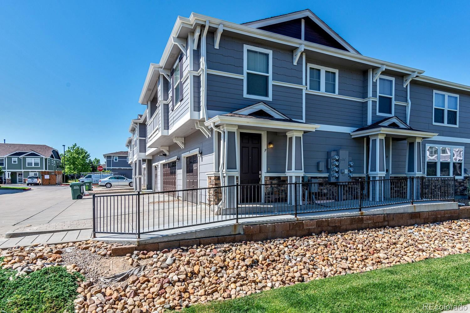 17225 Lark Water Lane #F, Parker, CO 80134 - #: 3338396