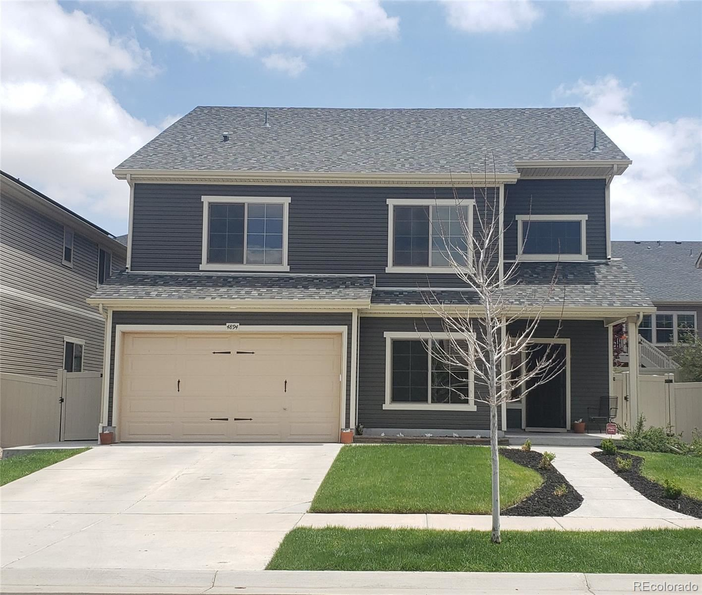 4894  Cathay Court, Denver, CO 80249 - #: 4593396