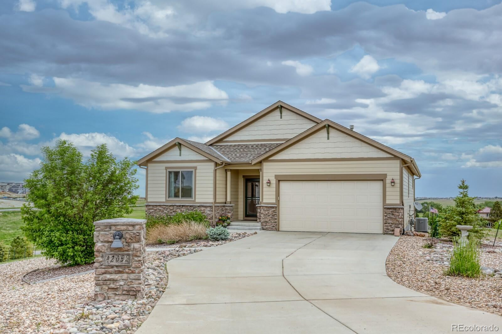 42092 N Pinehurst Circle, Elizabeth, CO 80107 - MLS#: 6089398