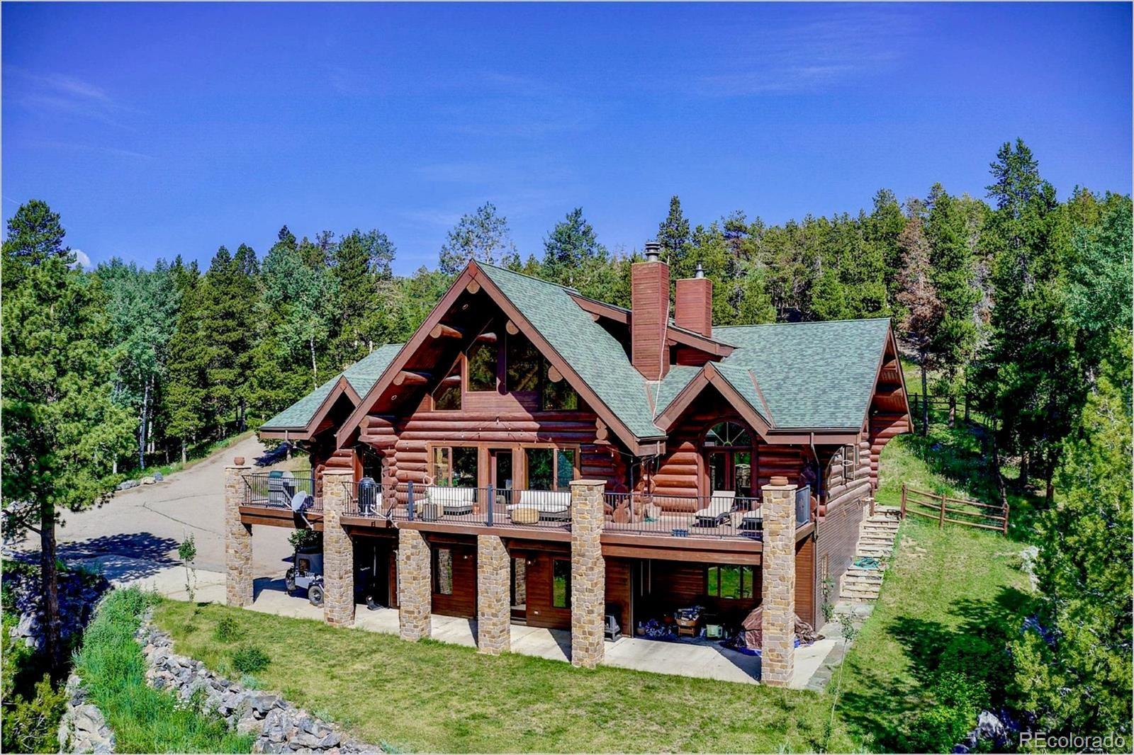 2880  Sinton Road, Evergreen, CO 80439 - #: 3738399