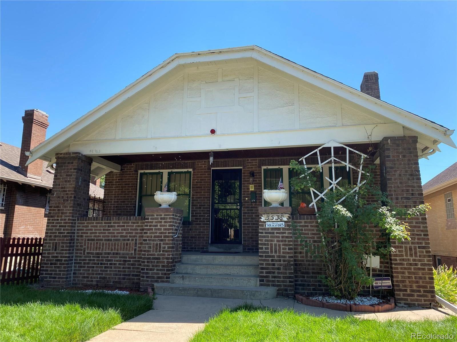 3538 N Gaylord Street, Denver, CO 80205 - MLS#: 1556400