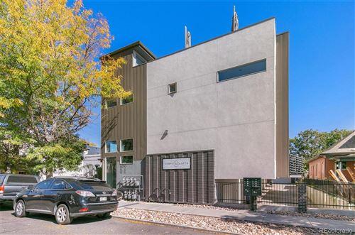 Photo of 4030 Tejon Street #101, Denver, CO 80211 (MLS # 9413401)