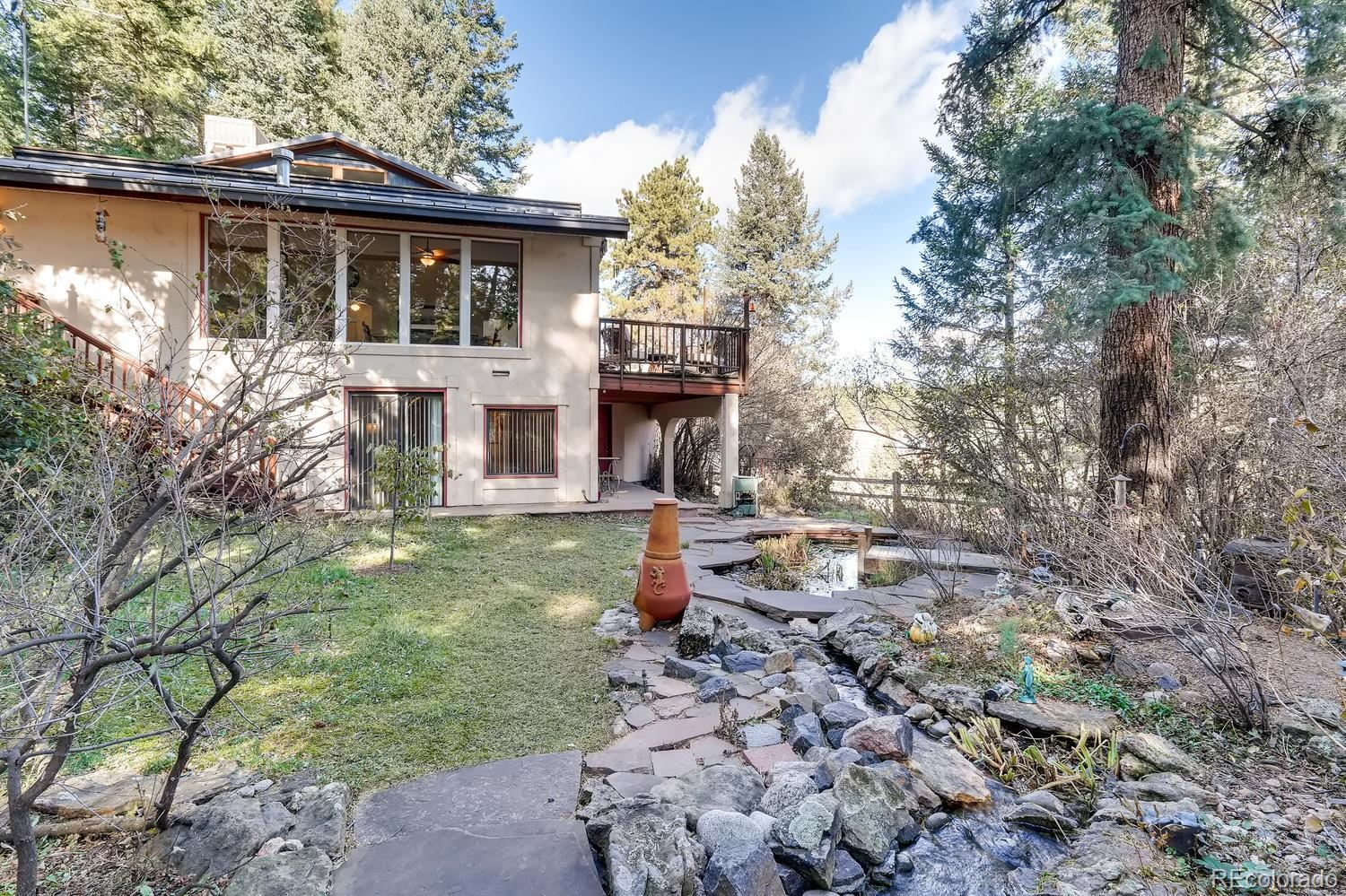 21618  Taos Road, Indian Hills, CO 80454 - #: 5083402