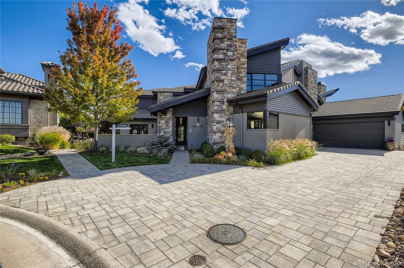 Photo of 10135 S Shadow Hill Drive, Lone Tree, CO 80124 (MLS # 8482402)