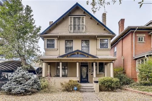 Photo of 925 N Lafayette Street, Denver, CO 80218 (MLS # 9688403)