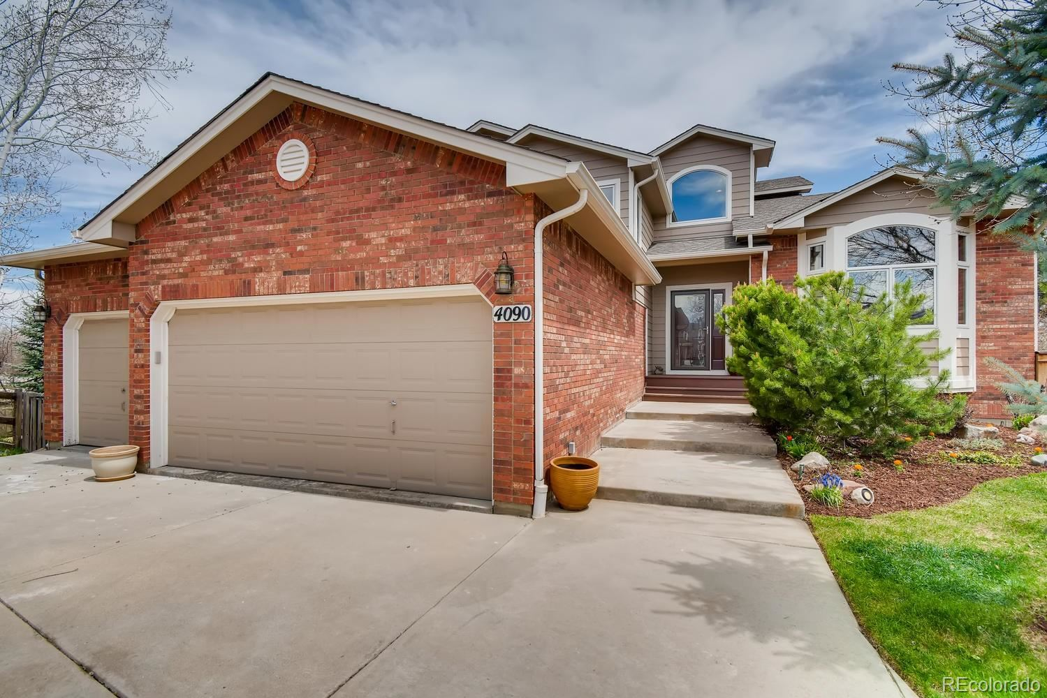 4090  Old Westbury Court, Boulder, CO 80301 - #: 3542403