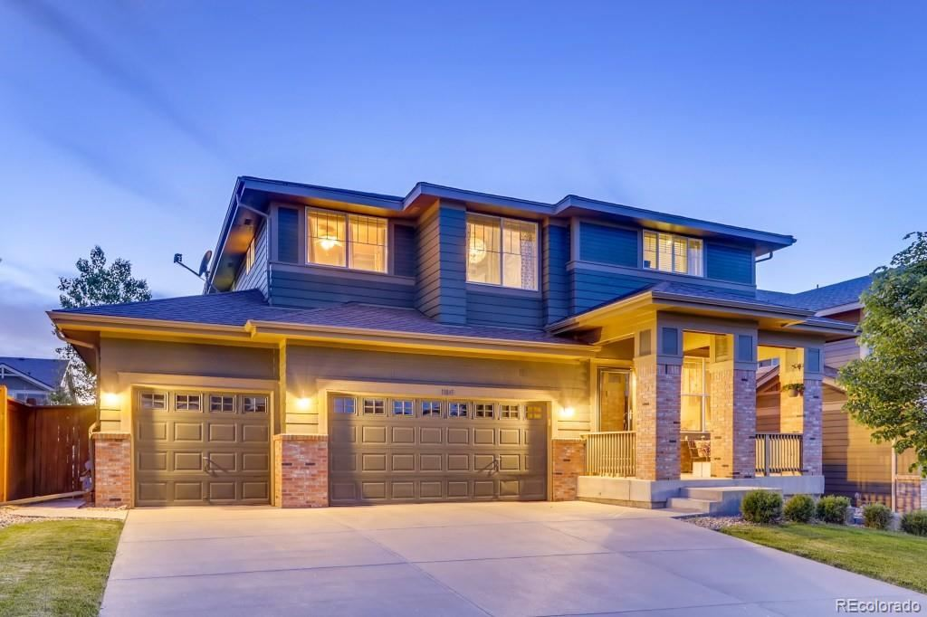 11845 S Breeze Grass Way, Parker, CO 80134 - #: 9633406