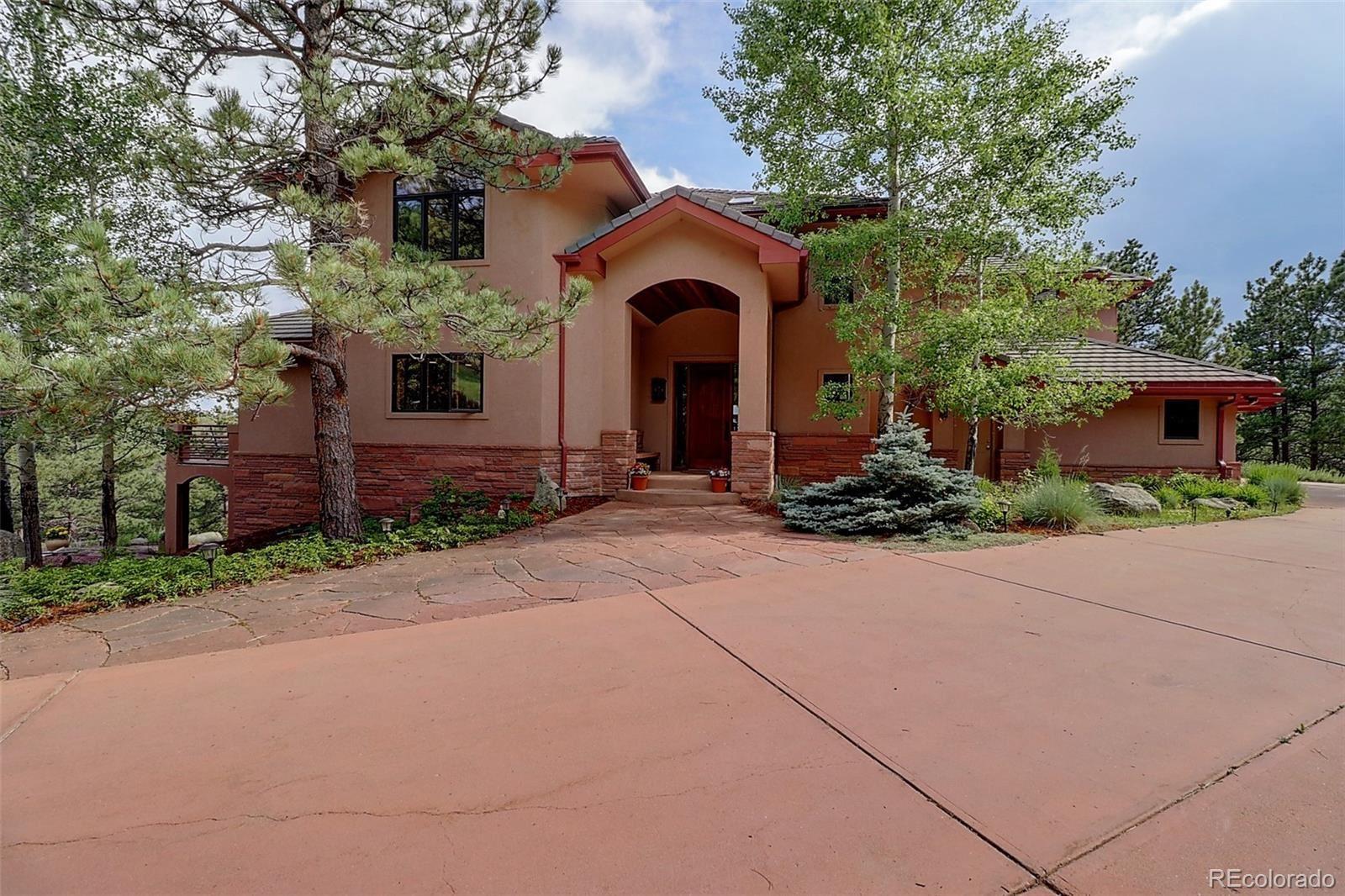 3655 Sunshine Canyon Drive, Boulder, CO 80302 - #: 3818407
