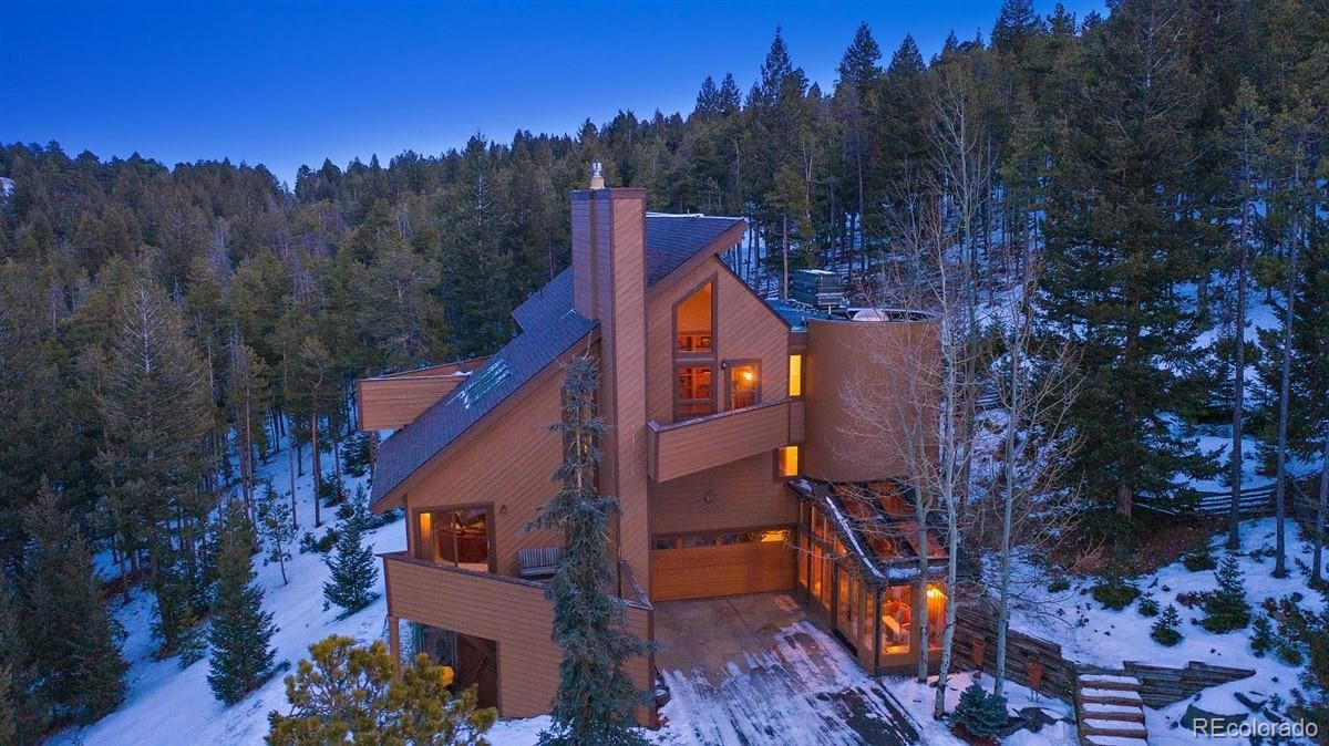 33992  Meadow Mountain Road, Evergreen, CO 80439 - #: 3251408