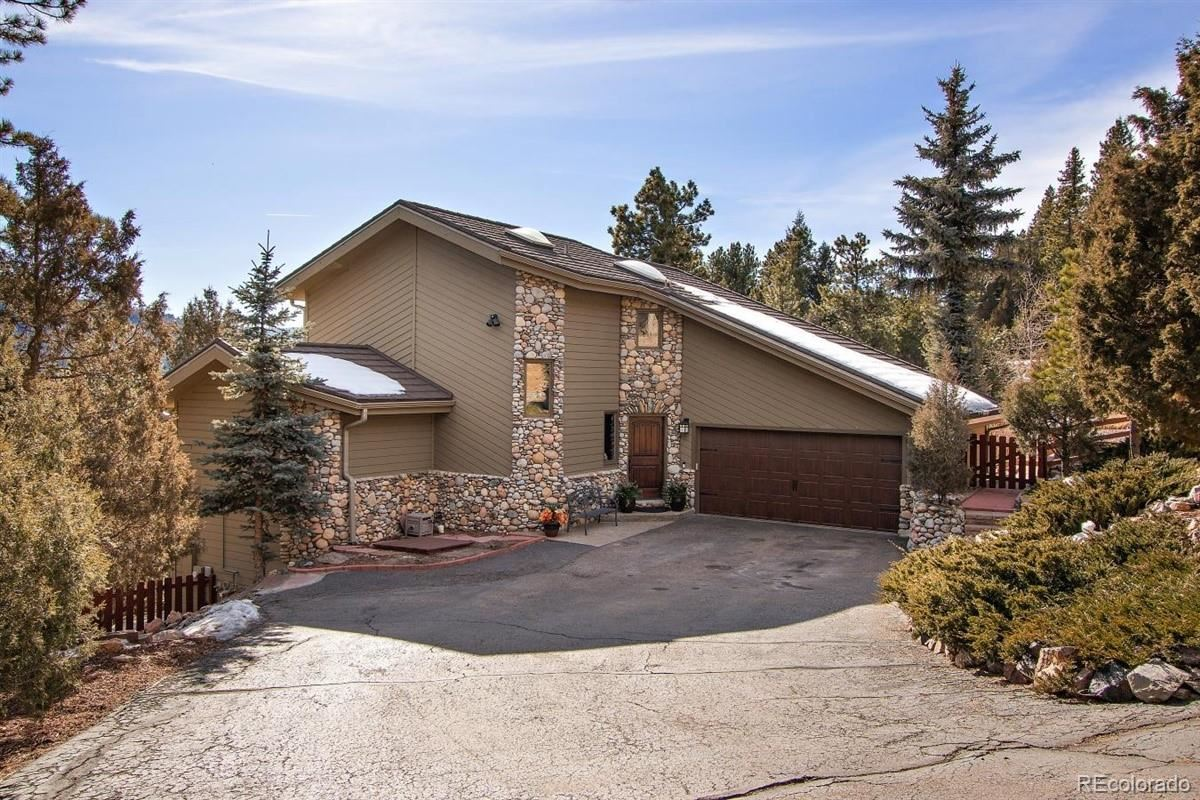 4044  Alpine Drive, Evergreen, CO 80439 - #: 4988409