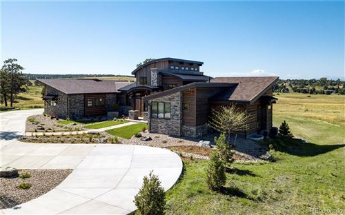 Photo of 8436 Lost Reserve Court, Parker, CO 80134 (MLS # 2136411)