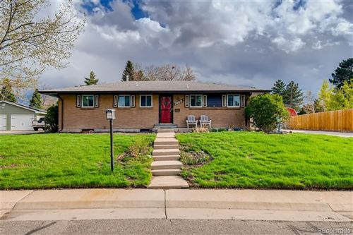 Photo of 7855 S Gaylord Way, Centennial, CO 80122 (MLS # 9278411)