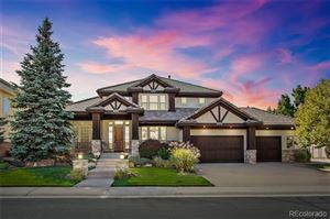 Photo of 9445 South Silent Hills Drive, Lone Tree, CO 80124 (MLS # 4099413)