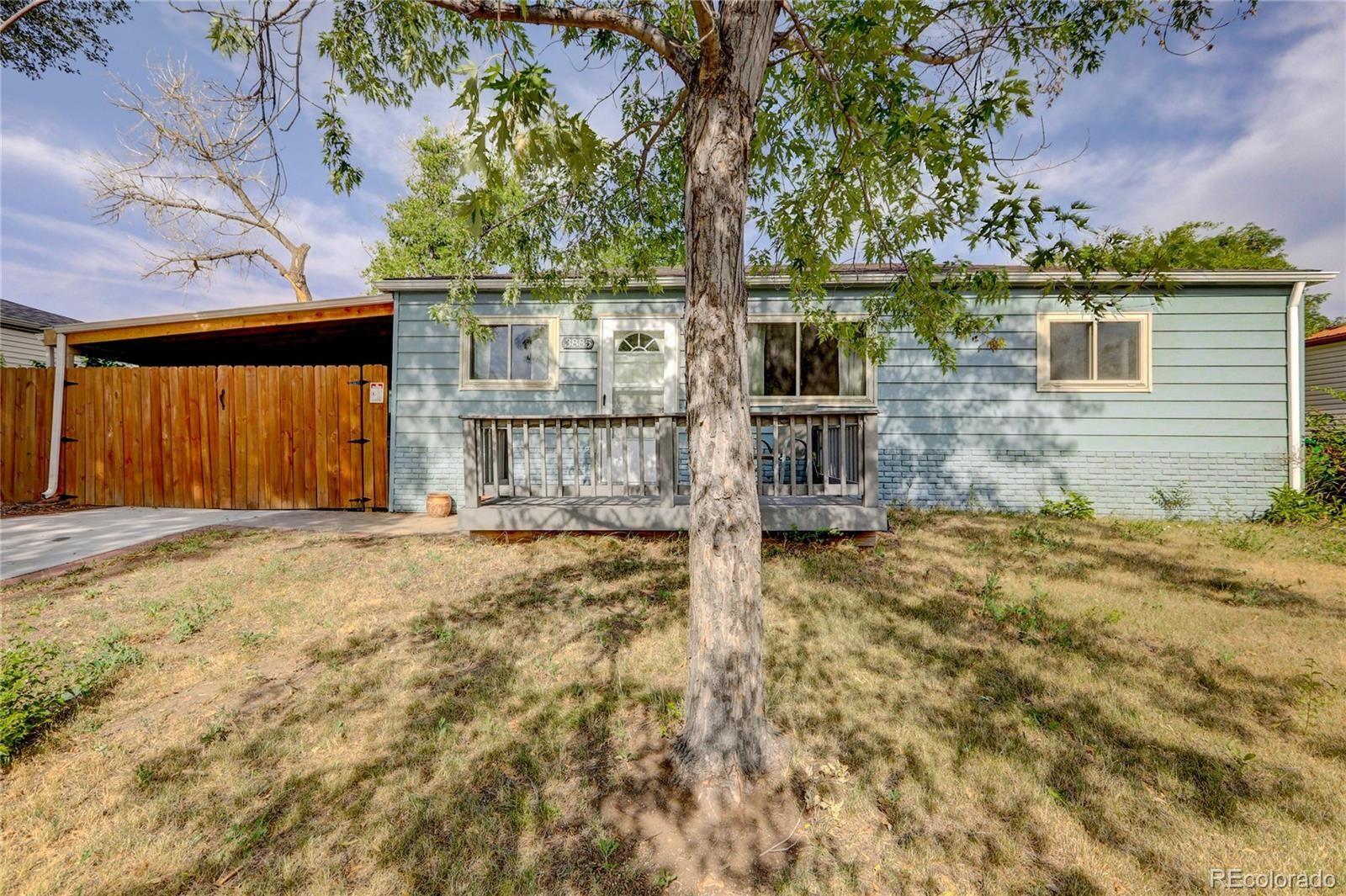 3885 Miller Court, Wheat Ridge, CO 80033 - #: 6701413