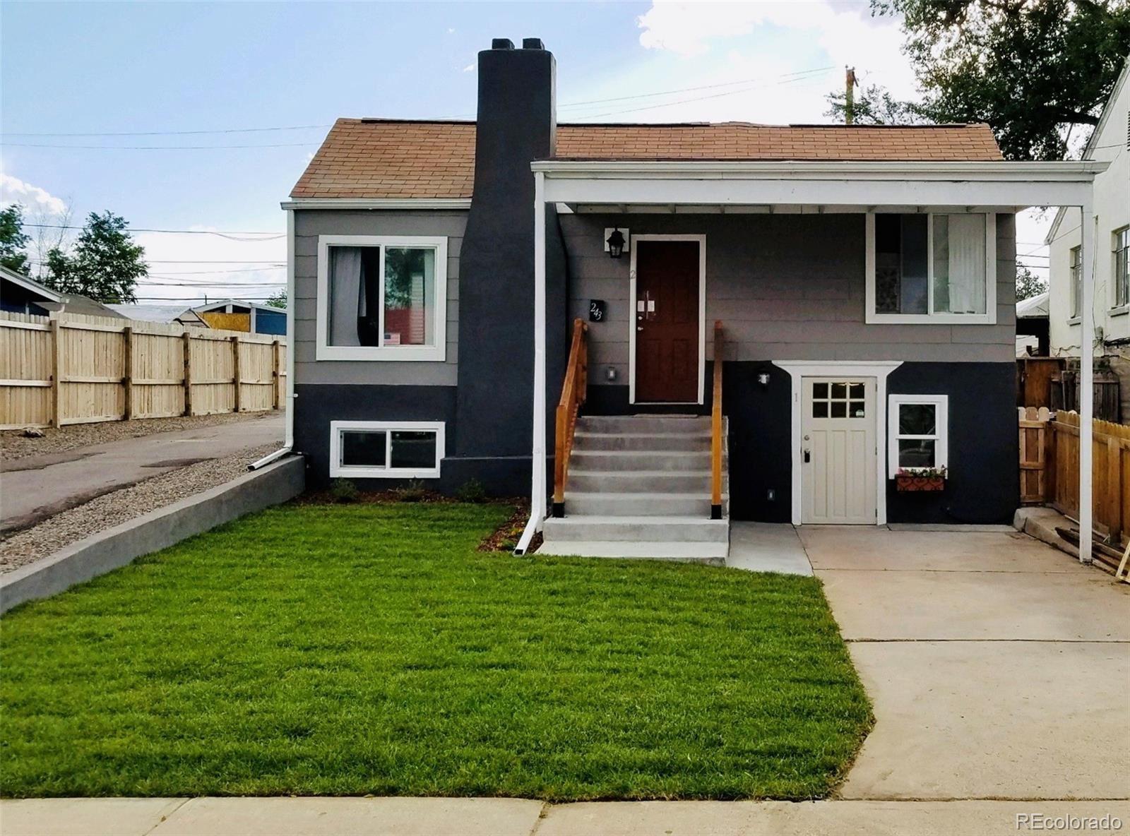 243 S Eliot Street #1, Denver, CO 80219 - MLS#: 3059414