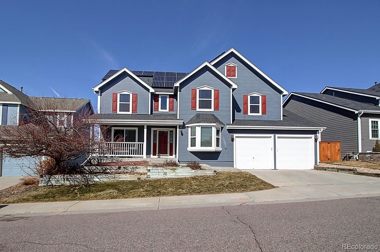 7017  Chestnut Hill Street, Highlands Ranch, CO 80130 - #: 8016415