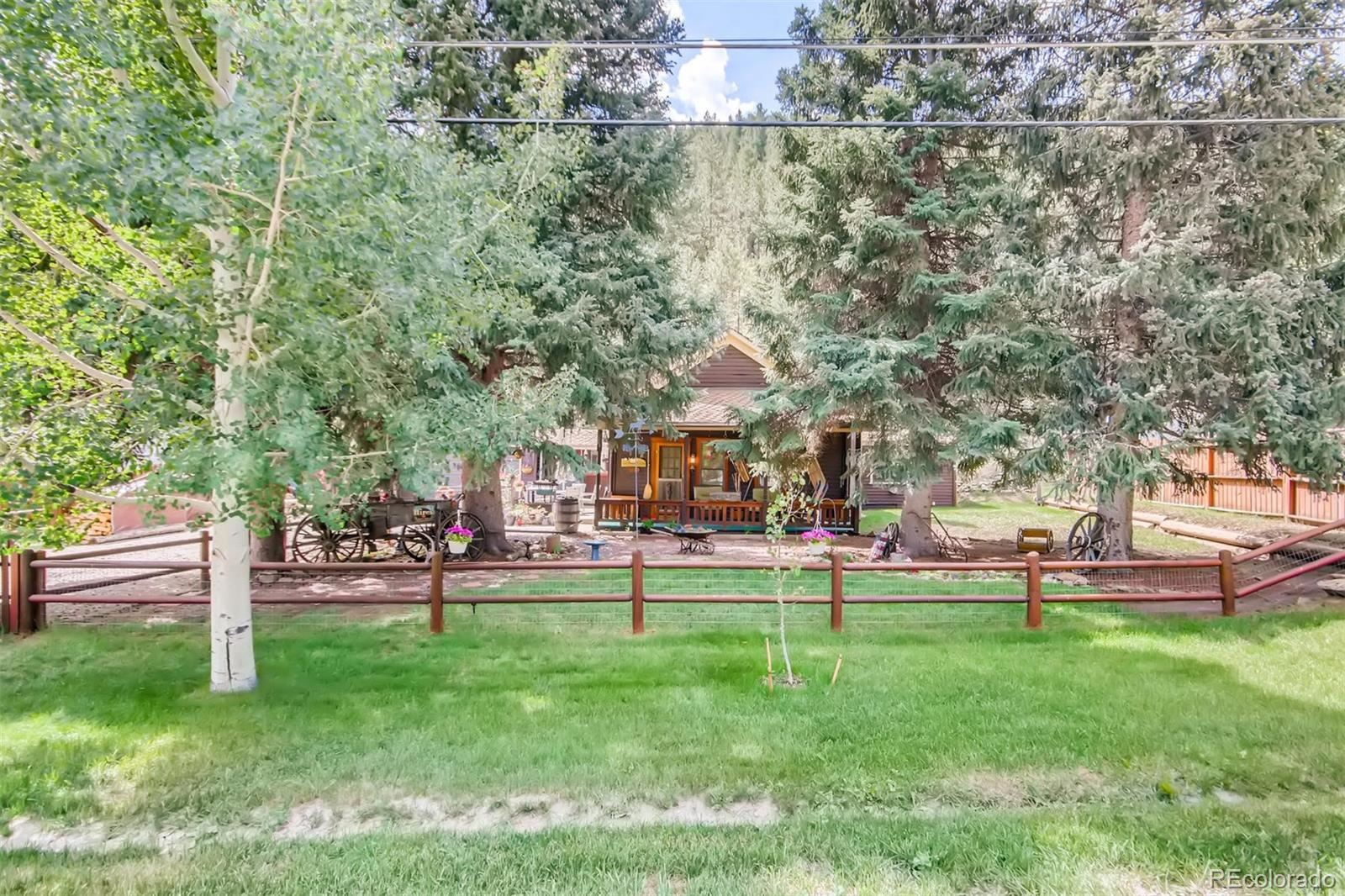 971 Colorado 103, Idaho Springs, CO 80452 - #: 1569416