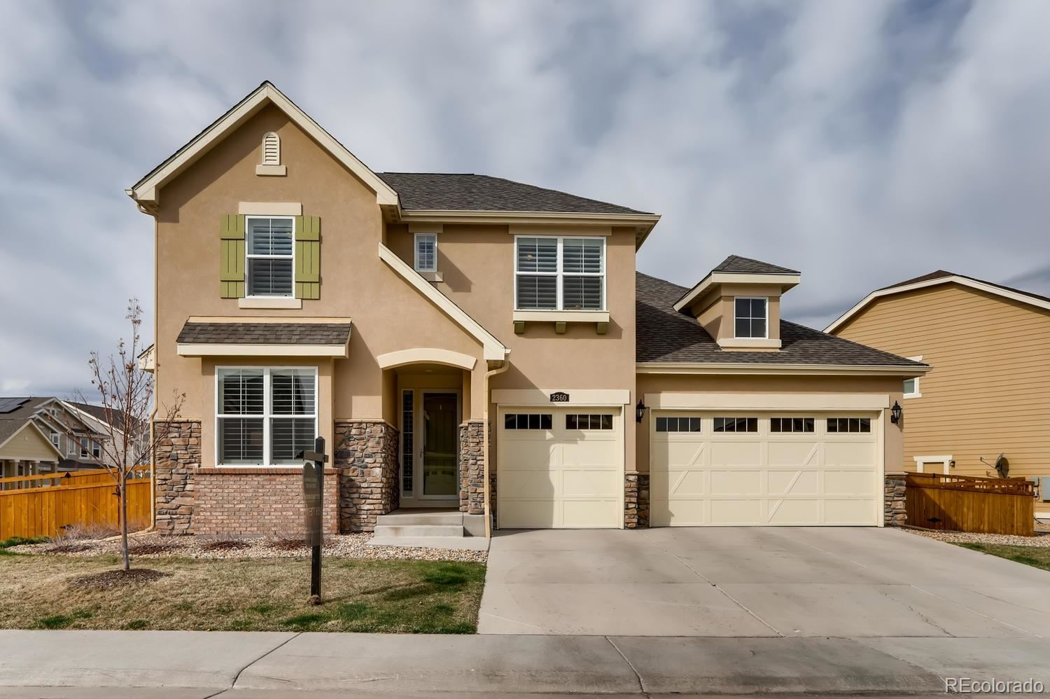 2360  Leafdale Circle, Castle Rock, CO 80109 - #: 3615416