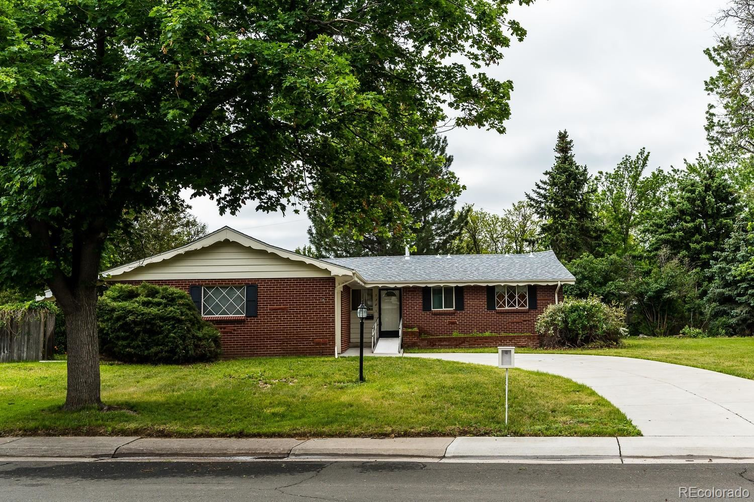 538  Ironton Court, Aurora, CO 80010 - #: 4825418