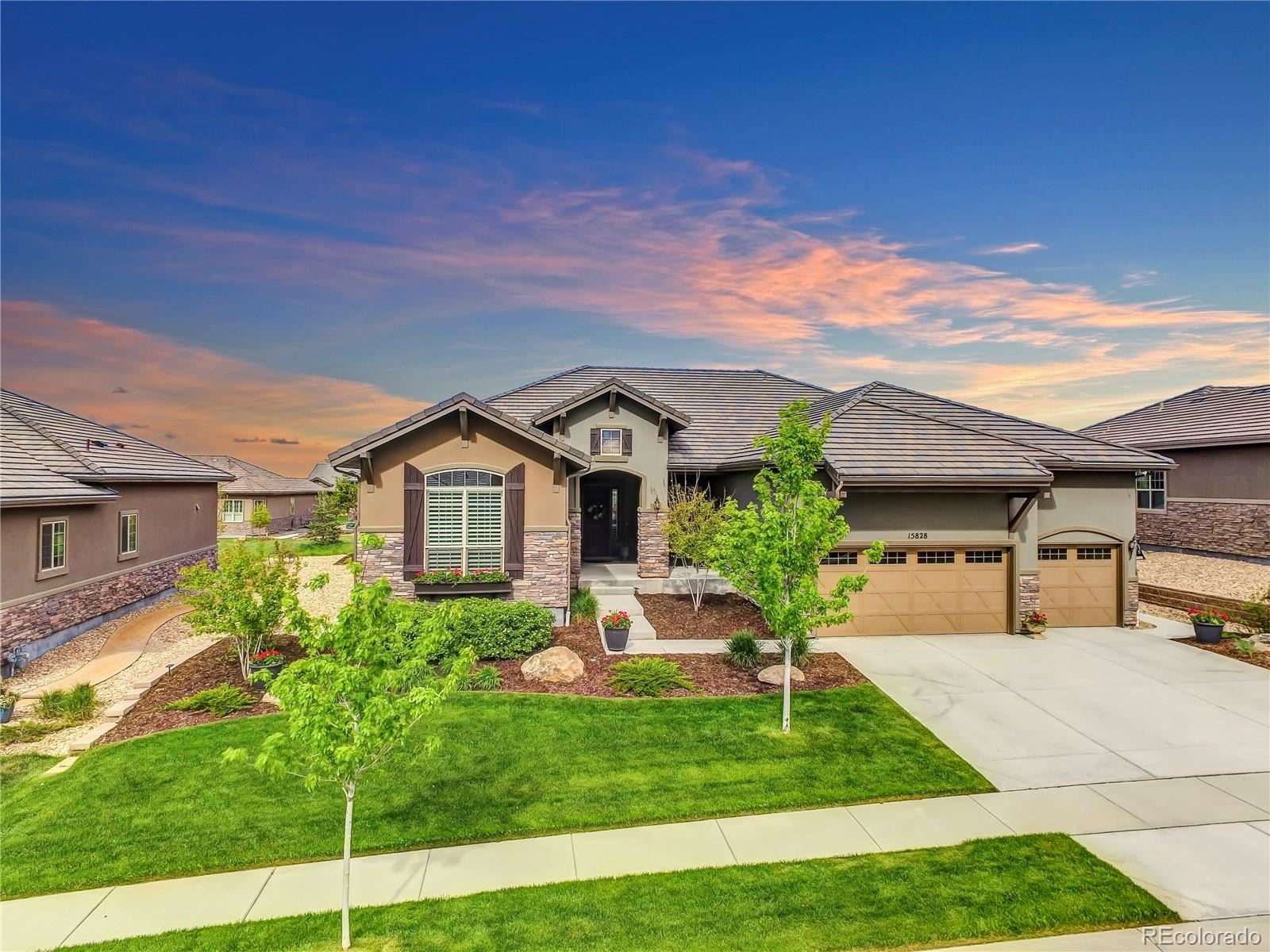 15828  Esprit Run, Broomfield, CO 80023 - #: 7622418