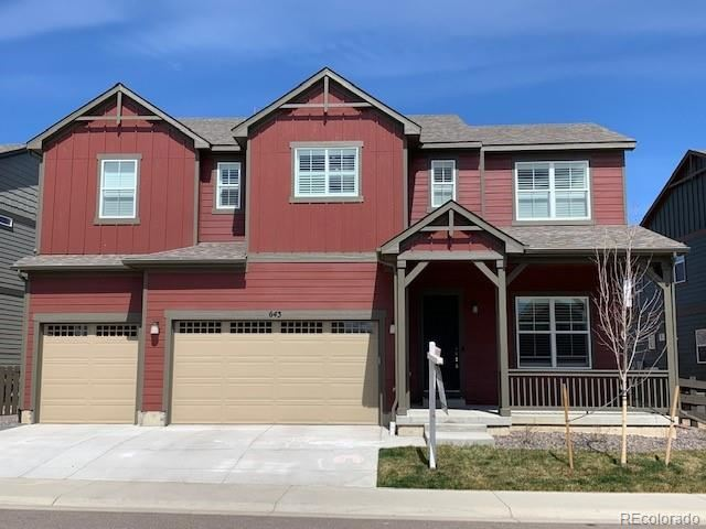 643  Stage Station Way, Lafayette, CO 80026 - #: 9460418