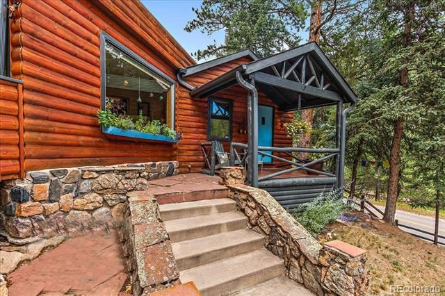 30264 Upper Bear Creek Road, Evergreen, CO 80439 - #: 2370420