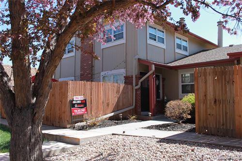 Photo of 7482 W Roxbury Place, Littleton, CO 80128 (MLS # 4546424)