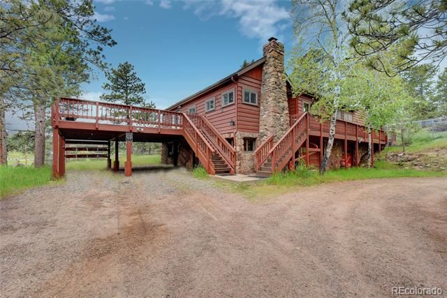 29155 Pine Road, Evergreen, CO 80439 - #: 1562424