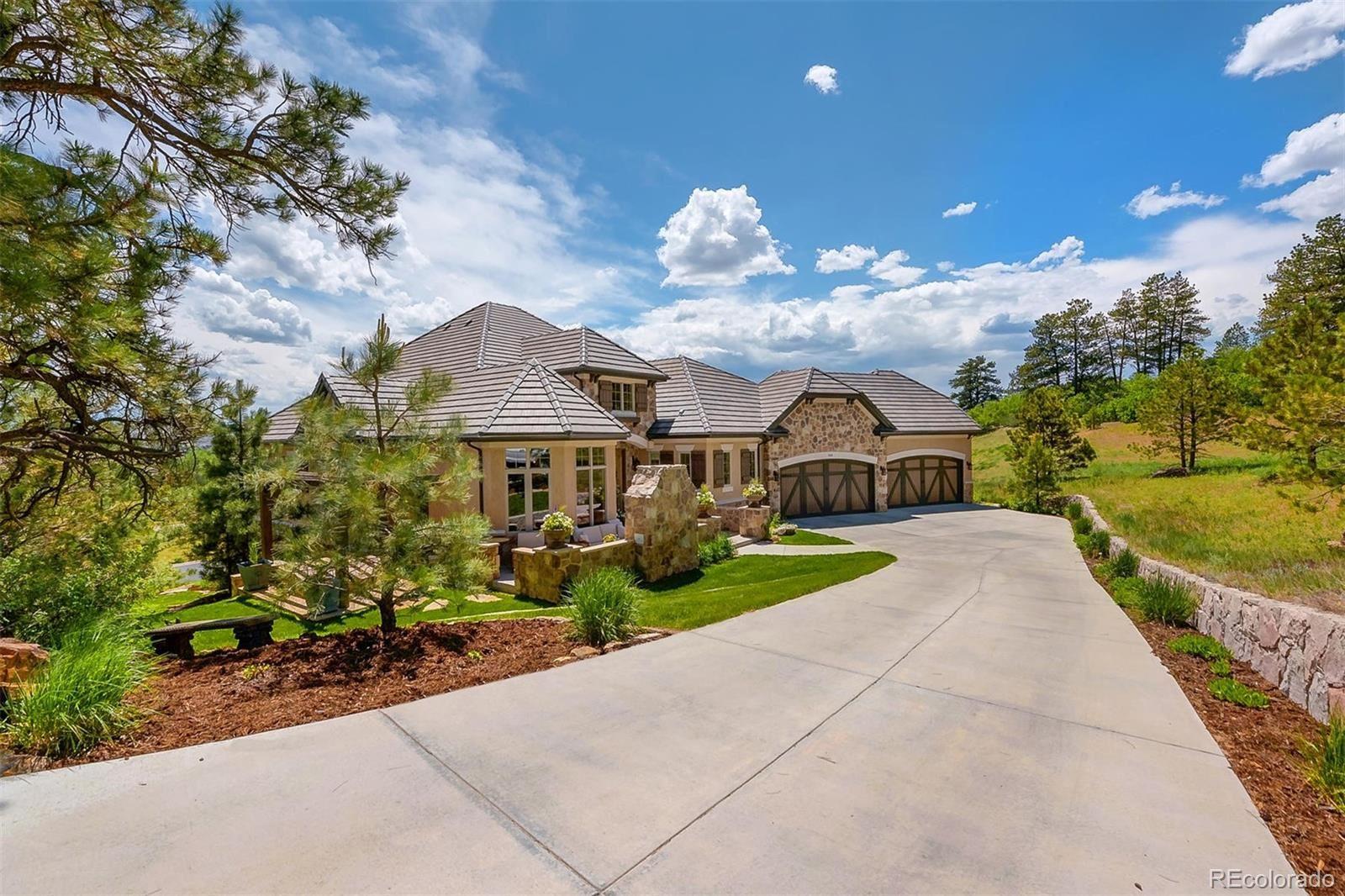 5108  Castle Pines Drive, Castle Rock, CO 80108 - #: 1841426