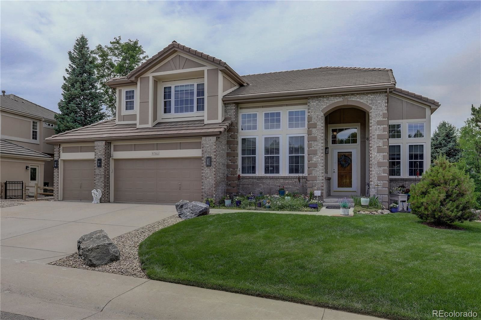9783 Tall Grass Circle, Lone Tree, CO 80124 - #: 3314427
