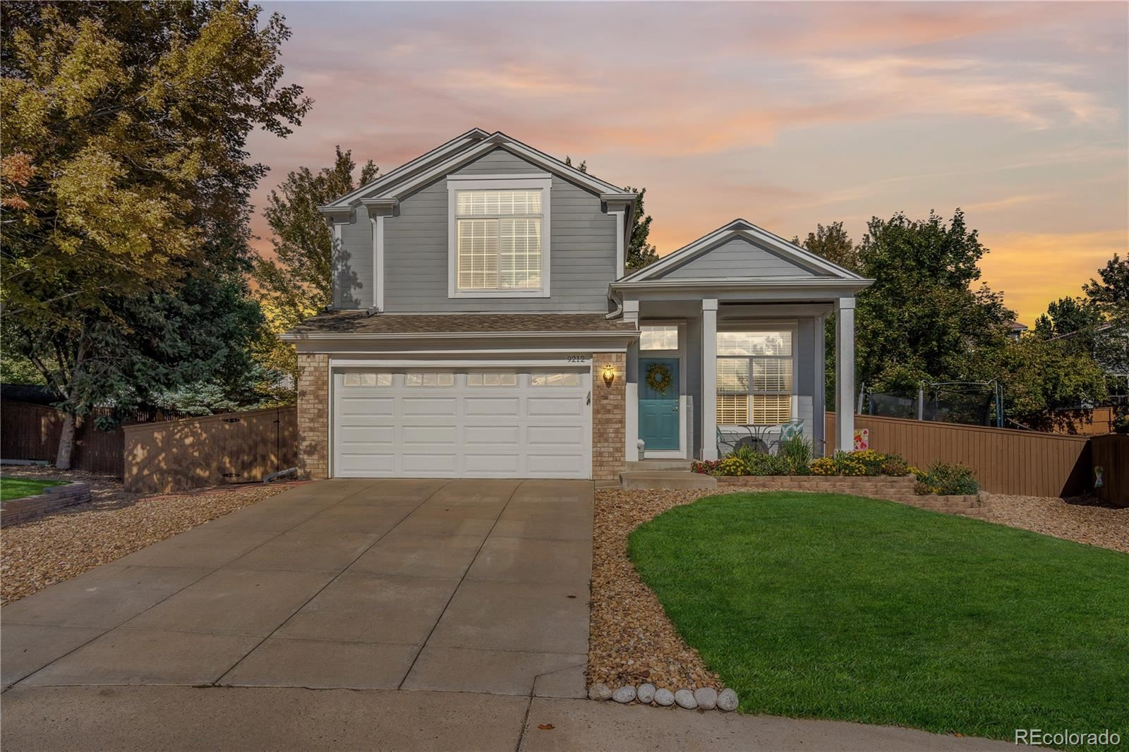 9212 Fox Fire Lane, Highlands Ranch, CO 80129 - #: 7121427