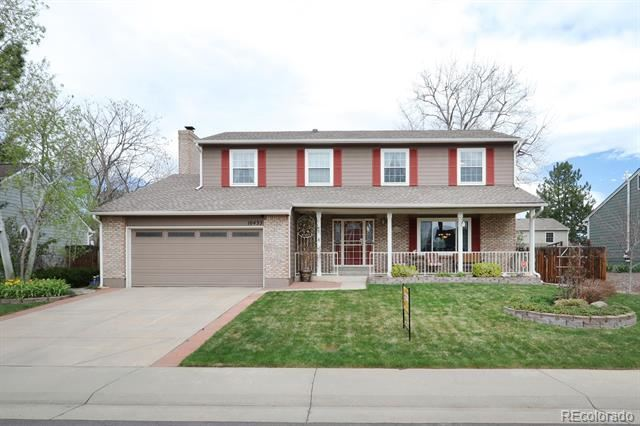 10435 West Fremont Place, Littleton, CO 80127 - #: 2121428